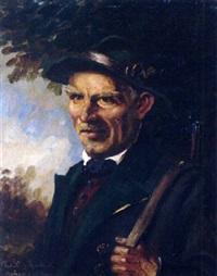 bayrischer jäger by paul götz-racknitz