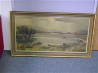 connemara landscape by arthur h. twells