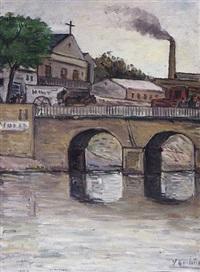 puente de la aguada by h. goitino