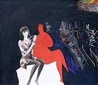 figurative composition by mustafa ayaz