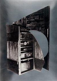 the wind's bastinado by louise nevelson