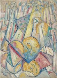 Bach Preludes et Fugues No. 1 (Musical..., 1912–1913