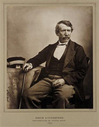 david livingstone by thomas annan