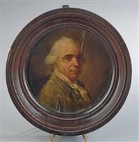 portrait (jean-baptiste coste?) by jean baptiste joseph wicar
