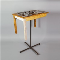 desk by janet cardiff