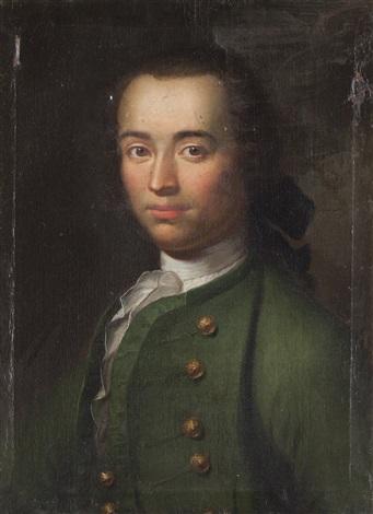 ritratto di giovane uomo by pietro antonio rotari