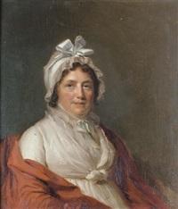 porträt von marie louise dumont by firmin massot
