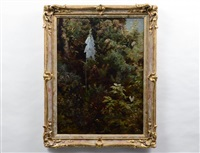 forest scene by david farquharson