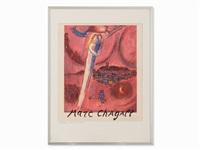 das lied der lieder by marc chagall