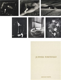jupiter portfolio (portfolio of 12) by minor white