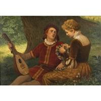 afternoon serenade by antonio lonza