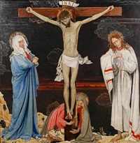 crucifixion by mark lancelot symons