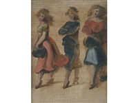 three women by reginald marsh