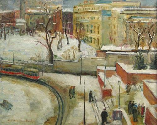 winter by aurelia vasiliu aricescu