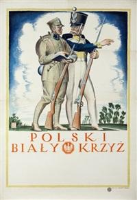 polski biały krzyż-te by edmund ludwik bartlomiejczyk