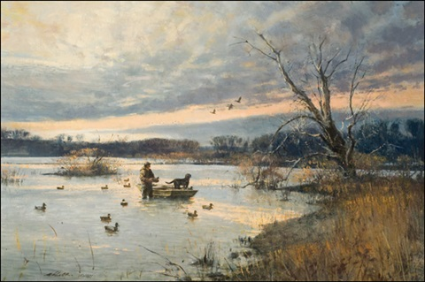 leeper lake by robert kennedy abbett