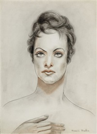 portrait by francis picabia