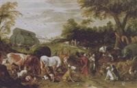 die arche noah by david colyns