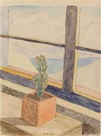 bildnis eines cactus by hermann hesse