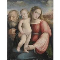 sacra famiglia by giacomo francia