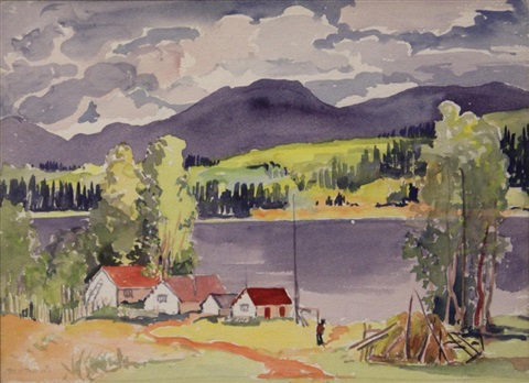at fort babine by mildred valley thornton