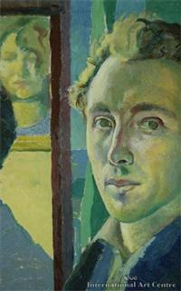 self portrait by robert field