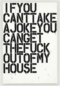 if you by christopher wool