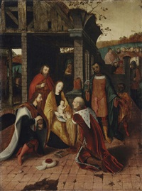 the adoration of the magi by flemish school-antwerp (16)