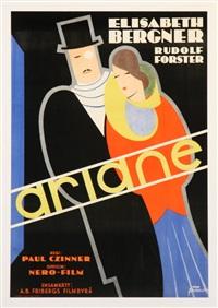 ariane by john mauritz (moje) åslund