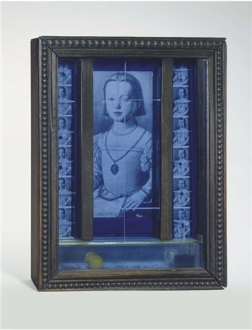 untitled medici princess by joseph cornell