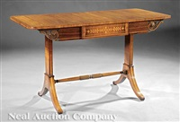sofa table by frederick tibbenham ltd