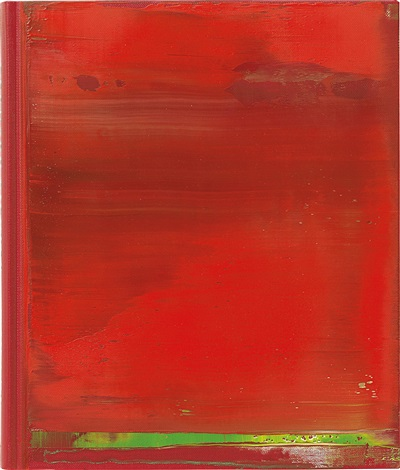war cut ii by gerhard richter