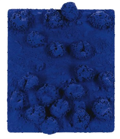 re 9 i by yves klein