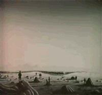 weite landschaft by marcello antonelli