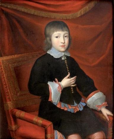 portrait (louis phélypeaux, comte de pontchartrain (1643-1727)?) by french school (17)