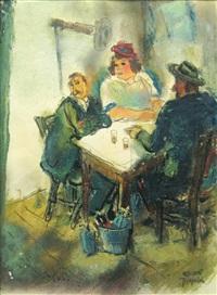 at the pub by aurel jiquidi