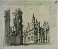 architecture imaginaire by filippo juvara