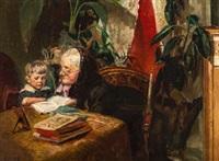 billedboken by christian krohg
