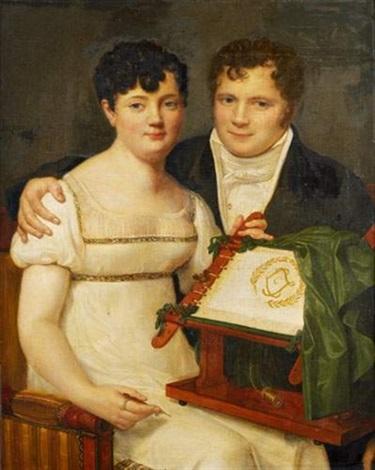 portrait dun couple by pauline auzou