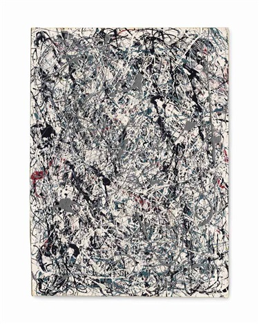 number 19 by jackson pollock