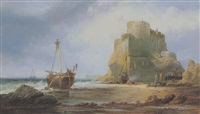 mount orgueil by albert james webb