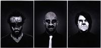 wut? (triptych) by maziar rastegar