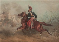 hussard by théodore fort