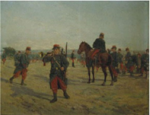 les grandes manoeuvres by emile chepfer