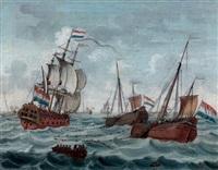 marine by adriaen van salm