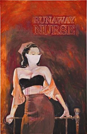 runaway nurse by richard prince