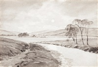 border landscape by tom scott