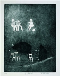 les chaises by françoise berthelot