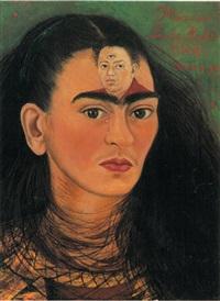 diego y yo (diego and i) by frida kahlo