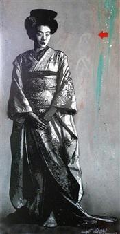 geisha by jef aerosol